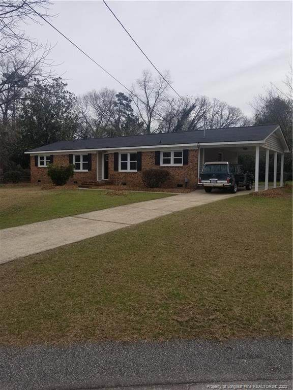 1613 Flintshire Road, Fayetteville, NC 28304 (MLS #627420) :: Weichert Realtors, On-Site Associates