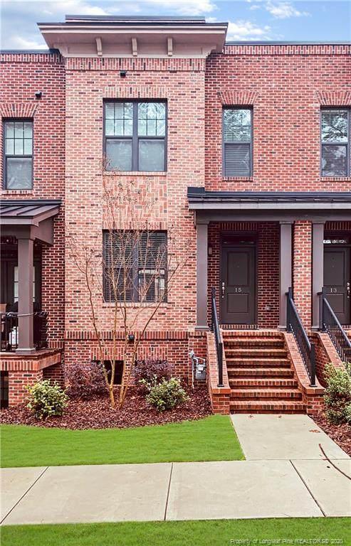 15 Brownstone Lane, Southern Pines, NC 28387 (MLS #627621) :: Weichert Realtors, On-Site Associates