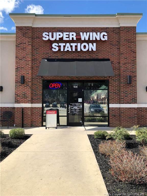 150 Francam Drive, Fayetteville, NC 28311 (MLS #628510) :: Weichert Realtors, On-Site Associates
