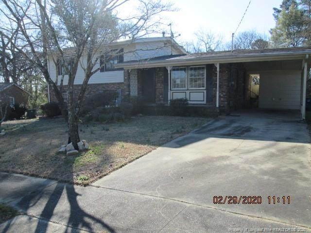 897 Stoneykirk Drive, Fayetteville, NC 28314 (MLS #629281) :: Weichert Realtors, On-Site Associates