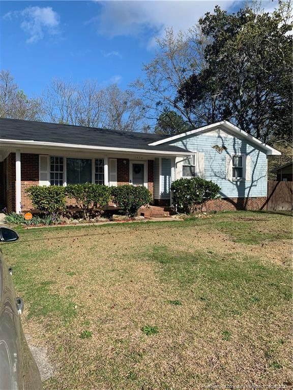 1414 Elma Street, Spring Lake, NC 28390 (MLS #629459) :: Weichert Realtors, On-Site Associates