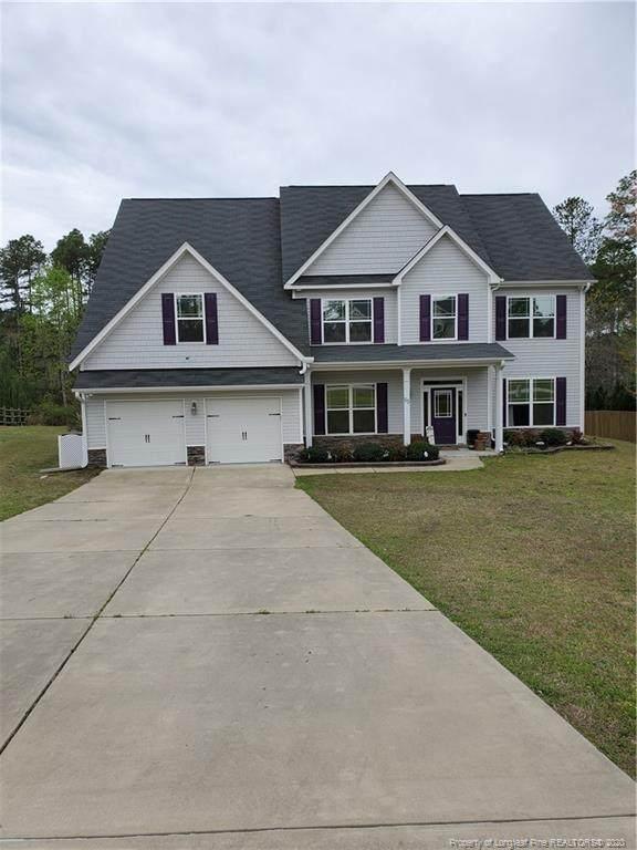 55 Southbrook Lane, Sanford, NC 27332 (MLS #629745) :: Weichert Realtors, On-Site Associates
