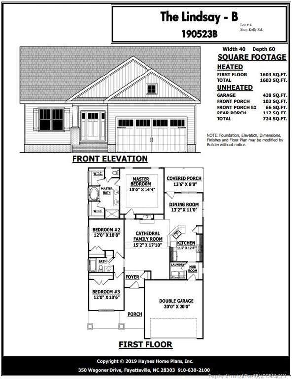 520 Sion Kelly Road, Broadway, NC 27505 (MLS #630474) :: Weichert Realtors, On-Site Associates