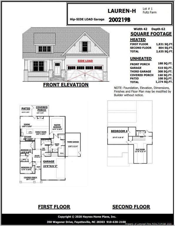 820 Christian Light Road, Fuquay Varina, NC 27526 (MLS #632555) :: Weichert Realtors, On-Site Associates
