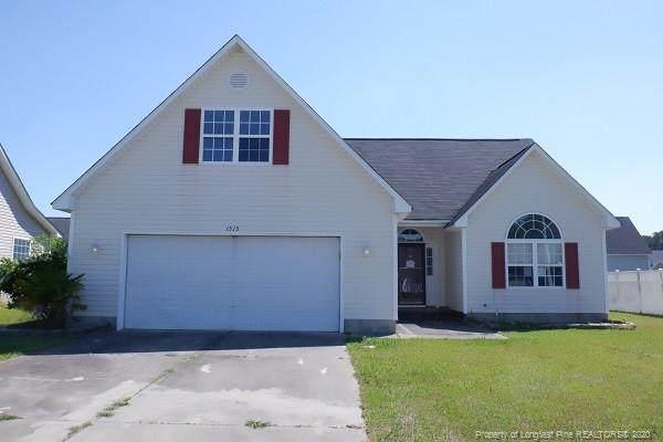 1515 Royal Springs Street, Fayetteville, NC 28312 (MLS #632785) :: Weichert Realtors, On-Site Associates