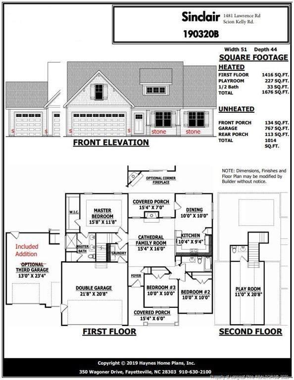 1481 Lawrence Road, Broadway, NC 27505 (MLS #632824) :: Weichert Realtors, On-Site Associates