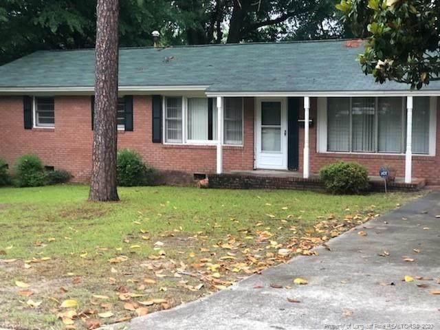 1924 Dancy Street, Fayetteville, NC 28301 (MLS #633161) :: Weichert Realtors, On-Site Associates