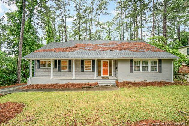 2218 Mirror Lake Drive, Fayetteville, NC 28303 (MLS #633207) :: The Signature Group Realty Team
