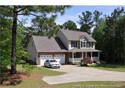 360 Carolina Way, Sanford, NC 27332 (MLS #633217) :: Weichert Realtors, On-Site Associates