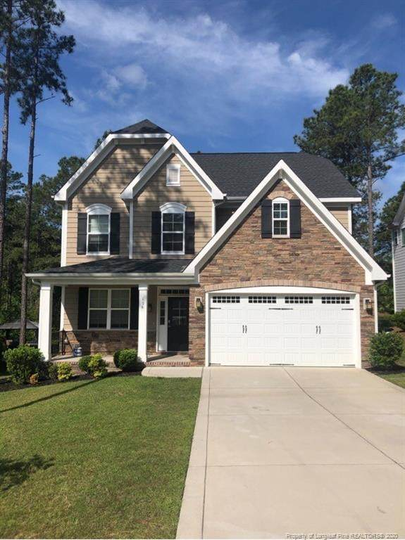 106 Valley Stream Road, Spring Lake, NC 28390 (MLS #633285) :: Weichert Realtors, On-Site Associates
