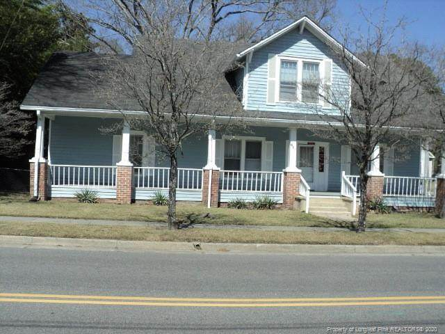 617 E 7th Street, Lumberton, NC 28358 (MLS #633708) :: On Point Realty