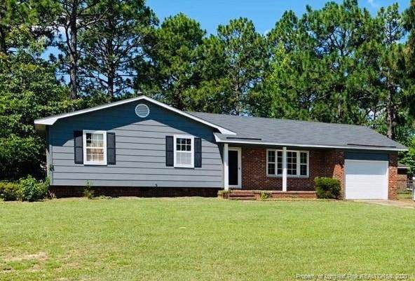 4549 Turquoise Road Sec8, Fayetteville, NC 28311 (MLS #636145) :: The Signature Group Realty Team