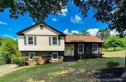 459 Shoreline Drive, Fayetteville, NC 28311 (MLS #636183) :: Weichert Realtors, On-Site Associates