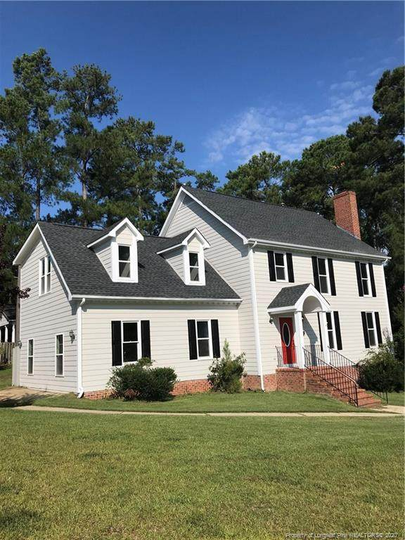 808 Fairfield Road, Fayetteville, NC 28303 (MLS #636334) :: Freedom & Family Realty