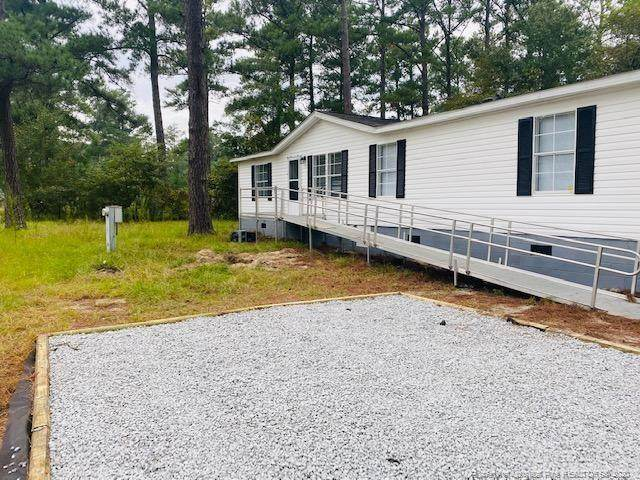 133 Dakota Drive, Raeford, NC 28376 (MLS #636686) :: The Signature Group Realty Team