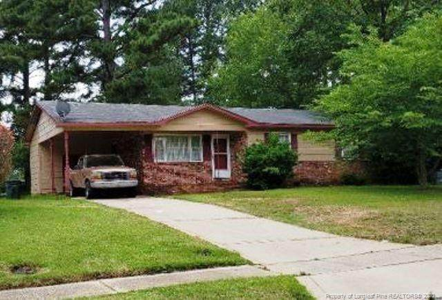 5449 Mesa Drive, Fayetteville, NC 28303 (MLS #636838) :: Weichert Realtors, On-Site Associates