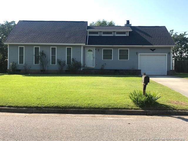105 Gum Street, Dunn, NC 28334 (MLS #636965) :: Weichert Realtors, On-Site Associates