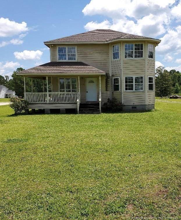 1562 Andrews Road, Red Springs, NC 28377 (MLS #637005) :: Weichert Realtors, On-Site Associates