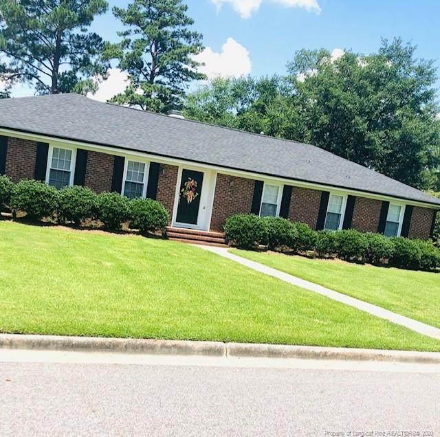 3590 Rosewood Drive, Lumberton, NC 28358 (MLS #637542) :: Weichert Realtors, On-Site Associates