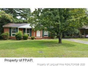 6518 Baldoon Drive, Fayetteville, NC 28314 (MLS #637612) :: Weichert Realtors, On-Site Associates