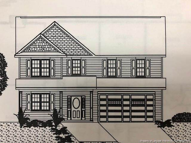 322 Croft Drive, Fayetteville, NC 28312 (MLS #637678) :: Weichert Realtors, On-Site Associates