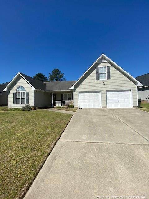 9605 Gooden Drive, Fayetteville, NC 28314 (MLS #637880) :: The Signature Group Realty Team