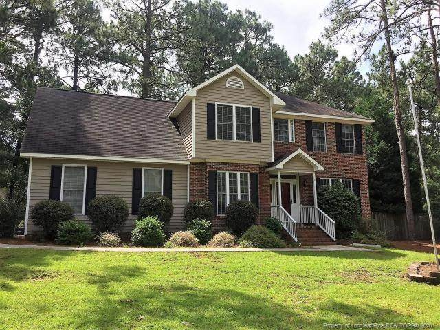 140 Tingley Court, Southern Pines, NC 28387 (MLS #638965) :: The Signature Group Realty Team