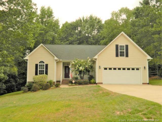 508 Coachman Way, Sanford, NC 27332 (MLS #638999) :: Freedom & Family Realty