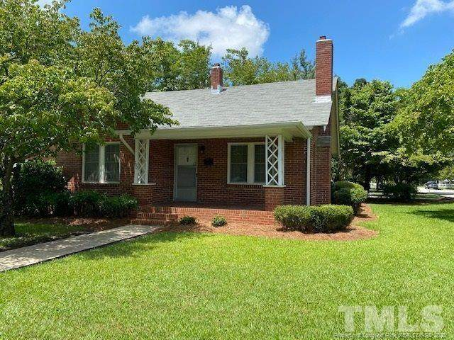 700 S King Street, Dunn, NC 28334 (MLS #639071) :: The Signature Group Realty Team