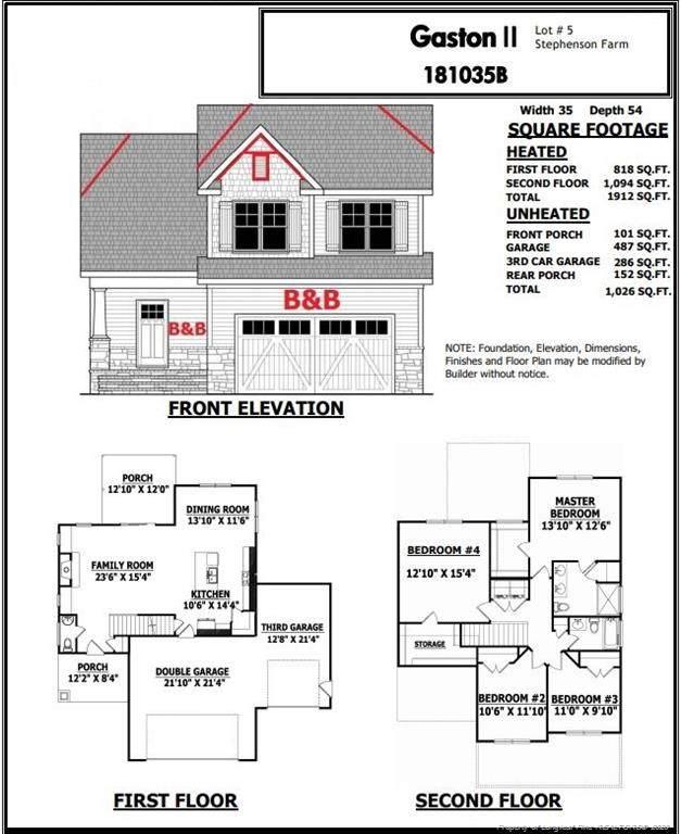 856 Mamie Upchurch Road, Lillington, NC 27546 (MLS #639128) :: Moving Forward Real Estate
