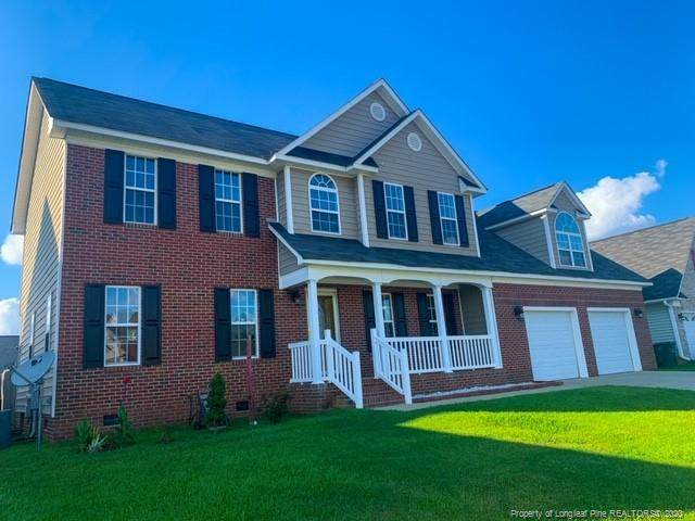 8322 Judy Drive, Fayetteville, NC 28314 (MLS #639409) :: The Signature Group Realty Team