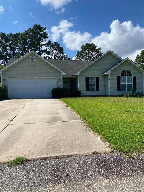 210 Longleaf Pines Drive, Raeford, NC 28376 (MLS #639447) :: The Signature Group Realty Team