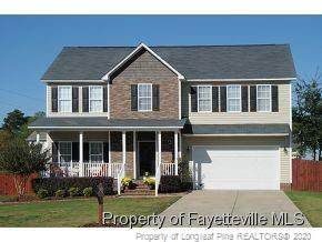 2816 Bardolino Dr Drive, Fayetteville, NC 28306 (MLS #639515) :: The Signature Group Realty Team