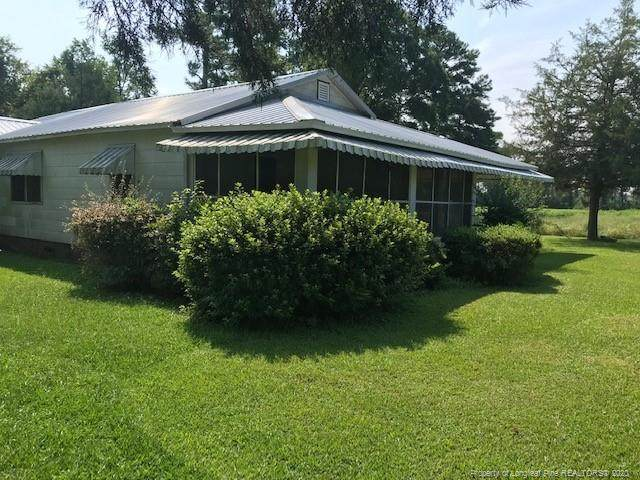 1537 Harrington Road, Fairmont, NC 28340 (MLS #639547) :: The Signature Group Realty Team