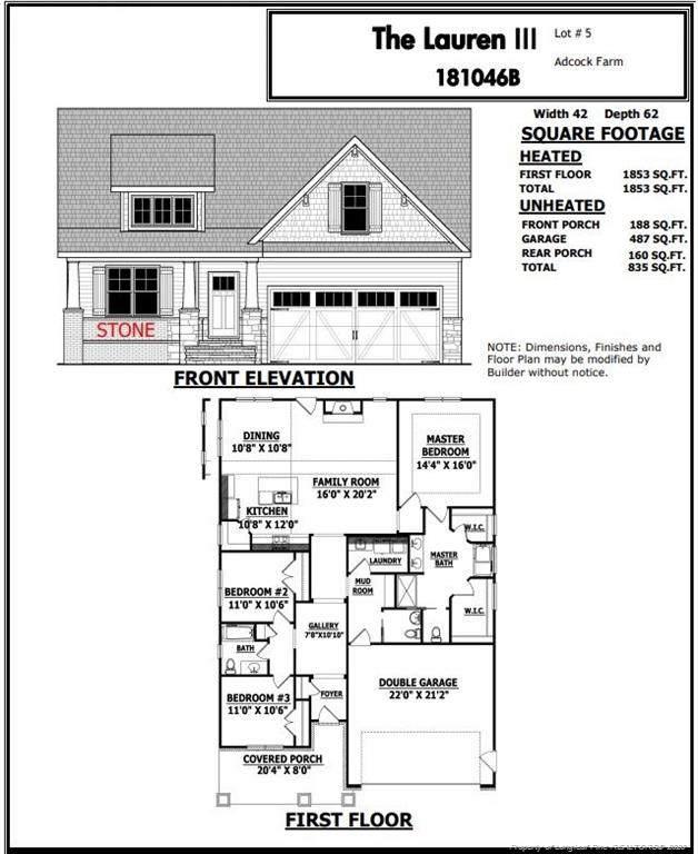 765 Grameta Lane, Lillington, NC 27546 (MLS #639706) :: Weichert Realtors, On-Site Associates