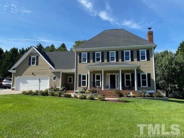 100 Brightleaf Court, Angier, NC 27501 (MLS #640008) :: Freedom & Family Realty