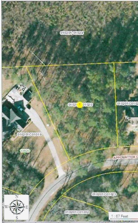 Lot 20 Heritage Place II Circle, Laurinburg, NC 28352 (MLS #640373) :: On Point Realty