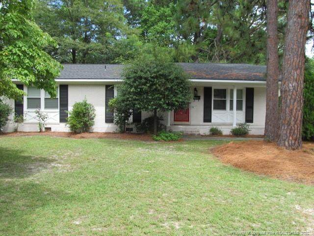 1929 Roxie Avenue, Fayetteville, NC 28304 (MLS #641802) :: Freedom & Family Realty