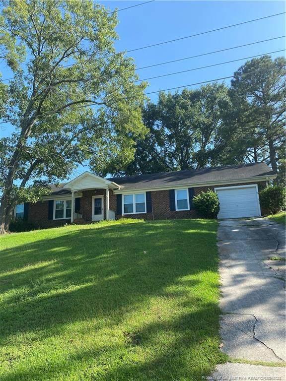 901 Dandridge Drive, Fayetteville, NC 28303 (MLS #641830) :: The Signature Group Realty Team