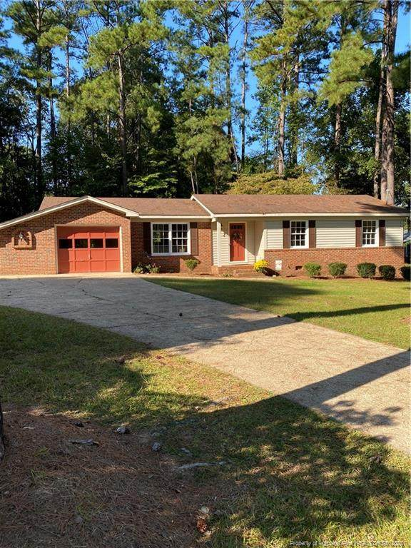 1806 Brandon Circle, Sanford, NC 27330 (MLS #642070) :: Moving Forward Real Estate