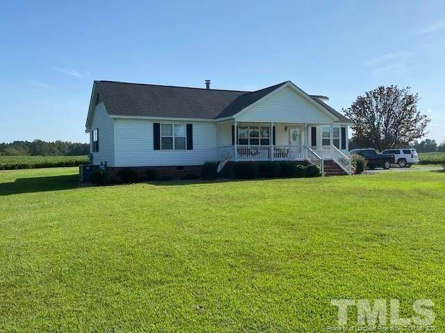801 Woodall Dairy Road, Benson, NC 27504 (MLS #642135) :: The Signature Group Realty Team