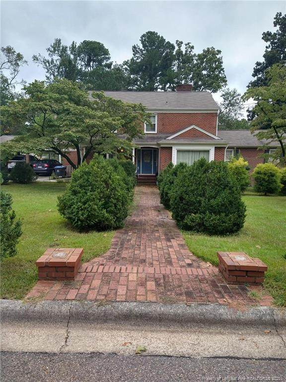 305 Elwood Avenue, Raeford, NC 28376 (MLS #642201) :: Freedom & Family Realty