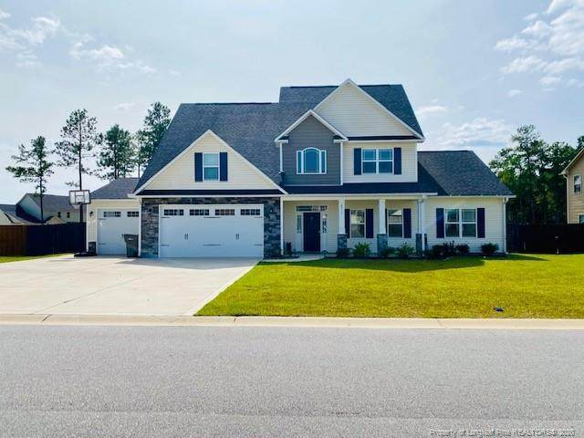 6315 Jacobs Creek Circle, Fayetteville, NC 28304 (MLS #642441) :: Premier Team of Litchfield Realty