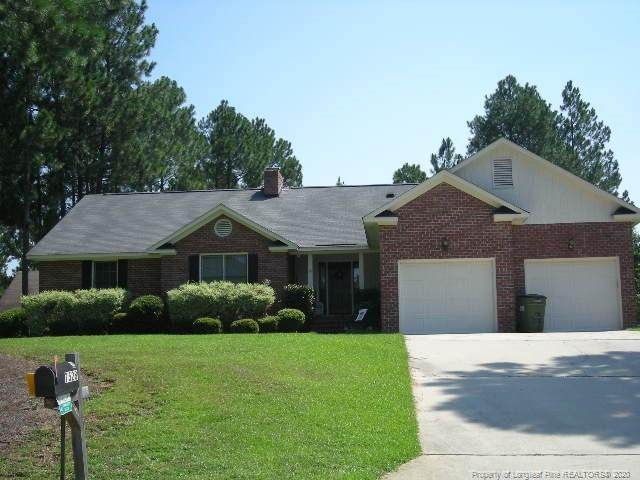 7528 Mcfrench Drive, Fayetteville, NC 28311 (MLS #642606) :: Premier Team of Litchfield Realty
