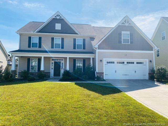 221 Wind Swept Street, Raeford, NC 28376 (MLS #644337) :: Premier Team of Litchfield Realty