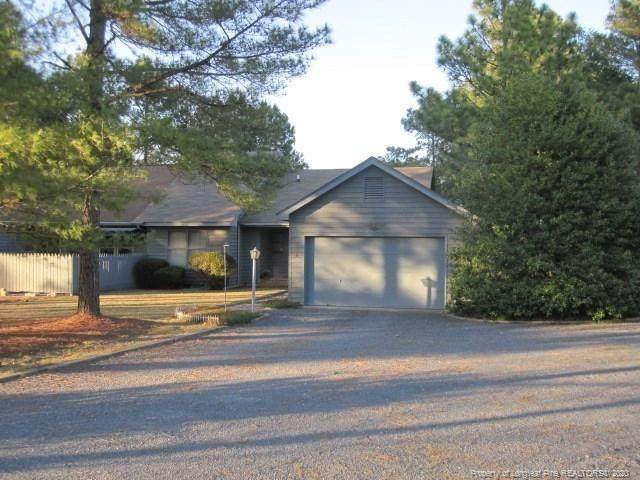 6 Foxtail Lane, Jackson Springs, NC 27281 (MLS #645063) :: The Signature Group Realty Team