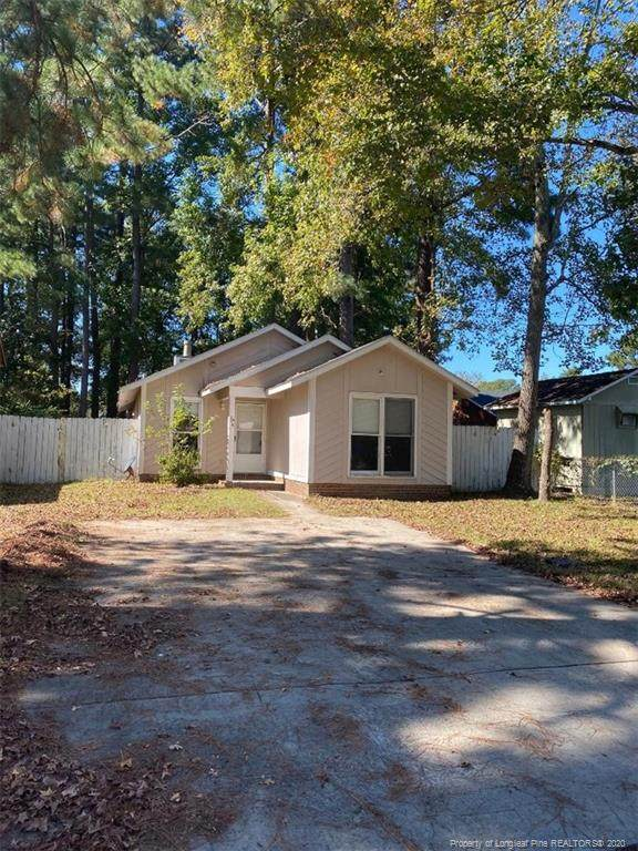 504 Hickorywood Drive, Fayetteville, NC 28314 (MLS #645087) :: Premier Team of Litchfield Realty