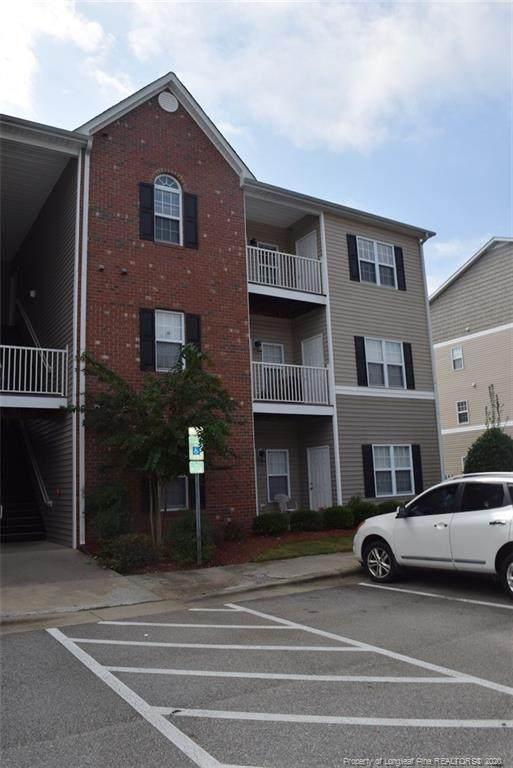 616 Marshtree Lane #307, Fayetteville, NC 28314 (MLS #645262) :: Moving Forward Real Estate