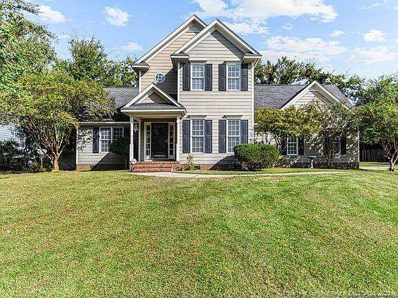 836 Duval Drive, Fayetteville, NC 28304 (MLS #645600) :: The Signature Group Realty Team