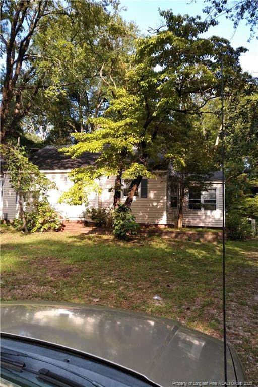 1912 Blake Street, Fayetteville, NC 28301 (MLS #645973) :: The Signature Group Realty Team